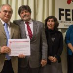 Entrega Certificados Profesionales destacados en la Semana del Profesional Universitario